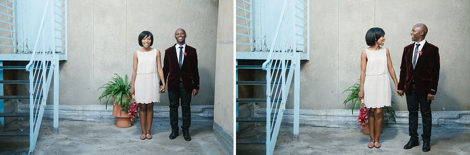 Johannesburg City Centre Elopement