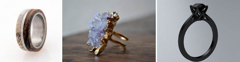 Ring without the bling