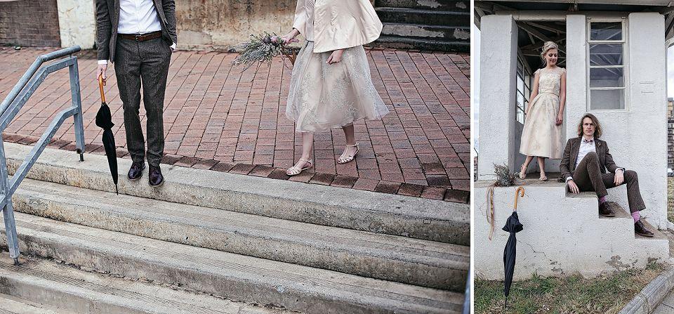 Runaway Romance Anna-Belle & Craig's wedding.