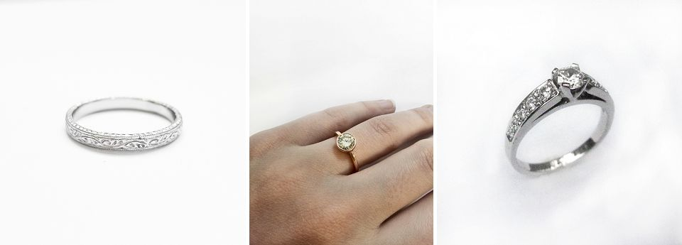 Runaway Romance - How to pick an engagement ring