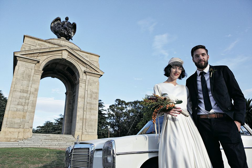 Runaway Romance| Boer War Memorial Wedding