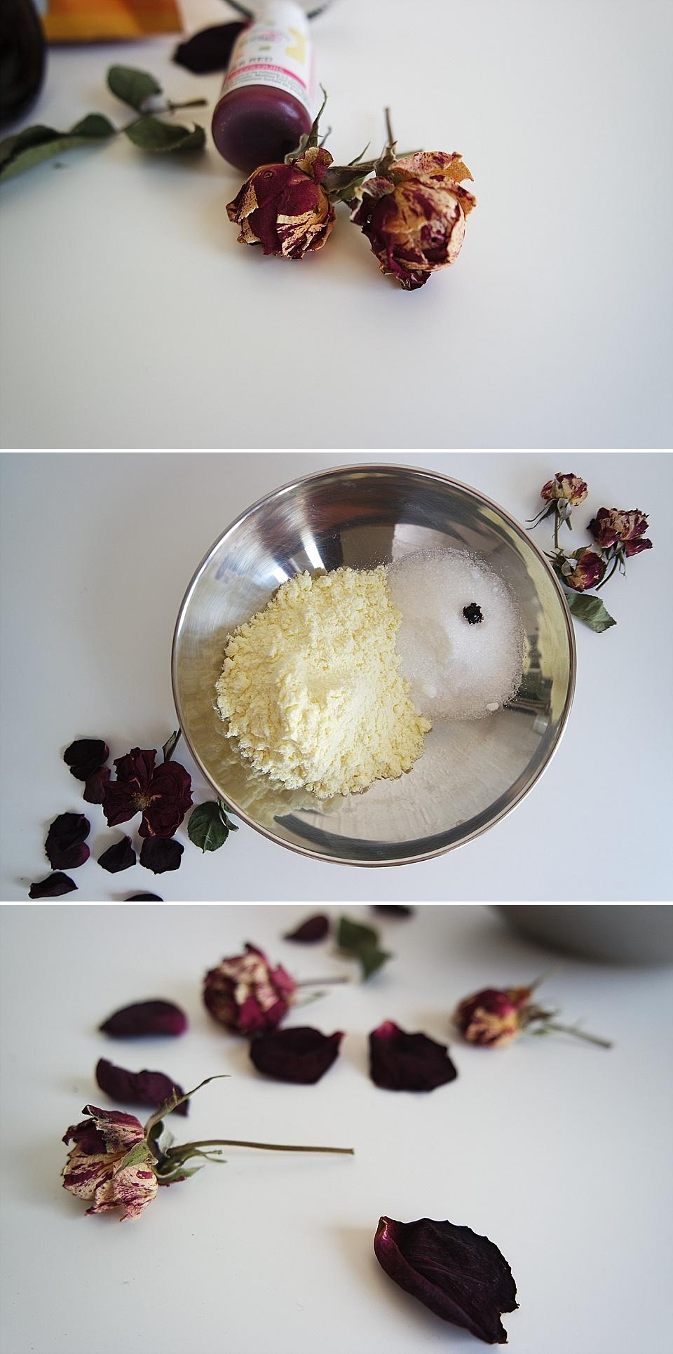 Runaway Romance | Rose petal Milk Bath
